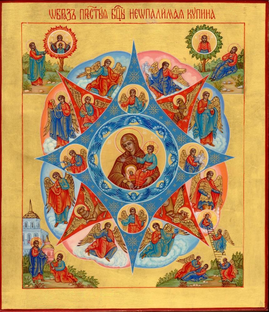 ... иконы является икона Богородицы: kalugads.ru/prepodavatel-kds-volkova-a-g-simvolika-v-ikonopisi-i...